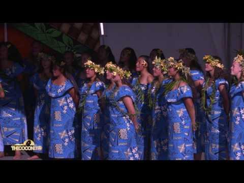 Polyfest Auckland Girls Grammar Niue Stage 2017