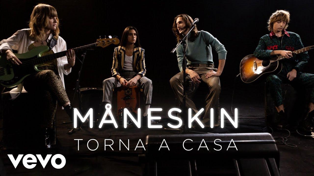 Måneskin - Torna a casa - Live Performance | Vevo