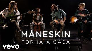 Смотреть клип Måneskin - Torna A Casa | Live
