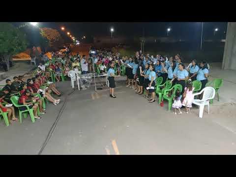 Equipe de missões Jesus é a solução na CIDADE DE IPIXUNA DO PARÁ, festa dos departamentos,