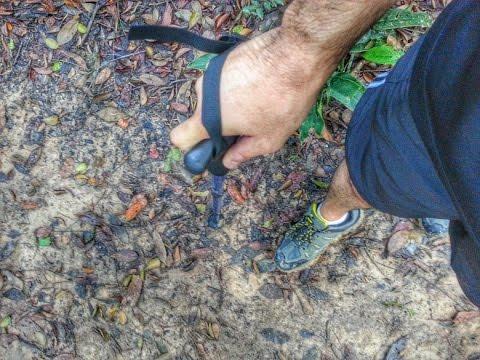 Jungle trekking in Ayer Hitam Forest Reserve (SJ4000 chest mount)
