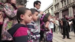 ➨ INCREÌBLE FLASHMOB I Centro Distrito Federal I #EsMomentoDeMexico