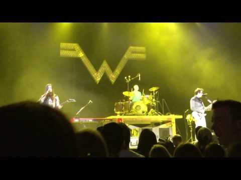 Weezer - Feels Like Summer - Winnipeg 2017