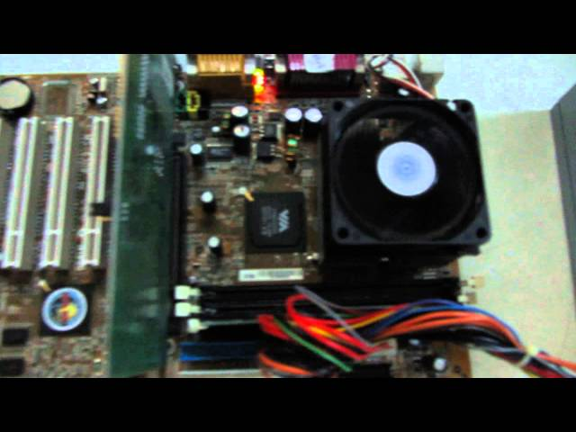 test motherboard full working