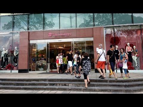 Takashimaya Saigon Centre | Travel in Saigon - HoChiMinh City 2016