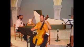 CECCHINI SONATA SECONDA - Tin Mrsic, viola da gamba  Mario Penzar, cembalo