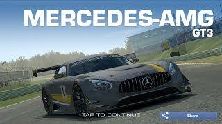 Real Racing 3 Car Customization: Mercedes-AMG GT3 Maximum Performance Upgrade