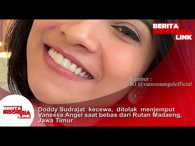 Doddy Sudrajat kecewa, ditolak menjemput Vanessa Angel saat bebas dr rutan Madaeng, Jawa Timur