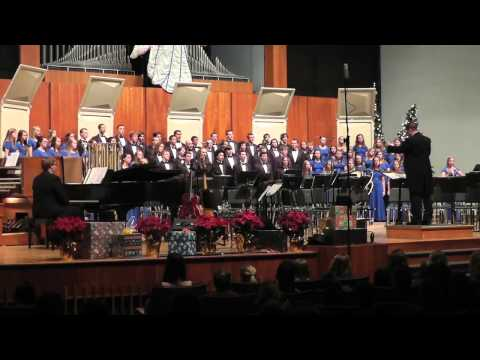 Waukesha West Choirs - When Icicles Hang - Masters, Concert Choir - 12.18.2013