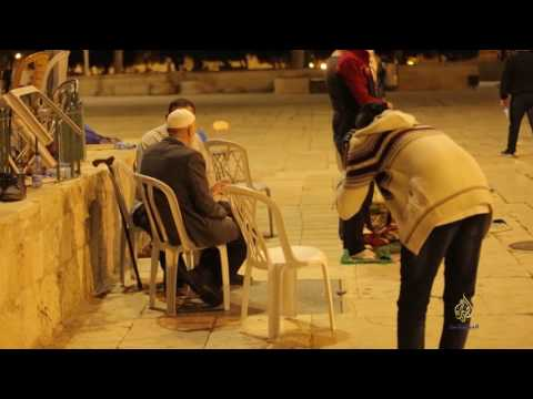 نشطاء ينقلون أجواء القدس في رمضان  - نشر قبل 44 دقيقة