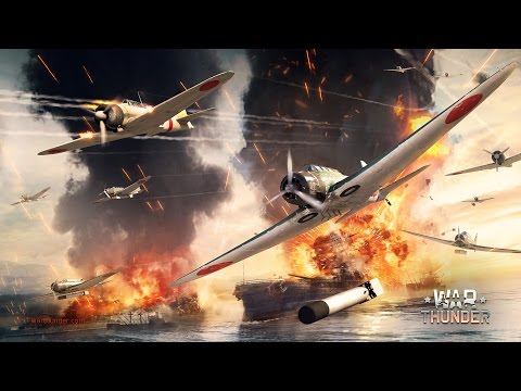 War Thunder Casual Drop-In Session - (Also testing my new internet connection)