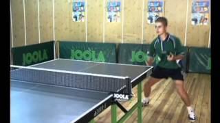 Table Tennis Coaching. Настольный теннис Часть 9