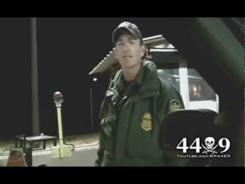 4409 -- Is this America? Nazi Checkpoint = CIA drug trafficking
