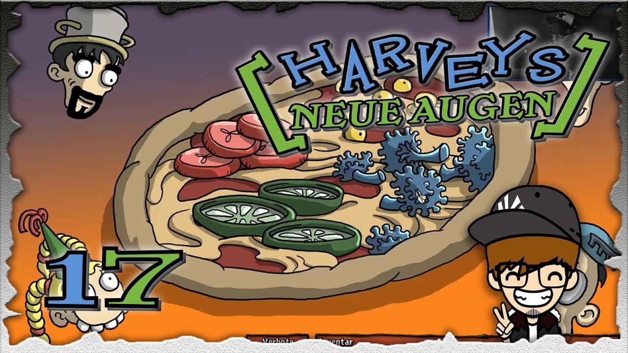 Harveys Neue Augen 17 Pizza Für Alle Doky Youtube