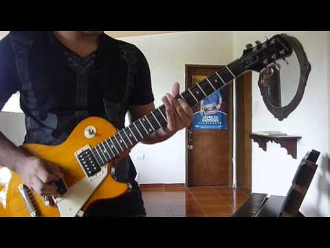 Muse City of delusion Guitar cover