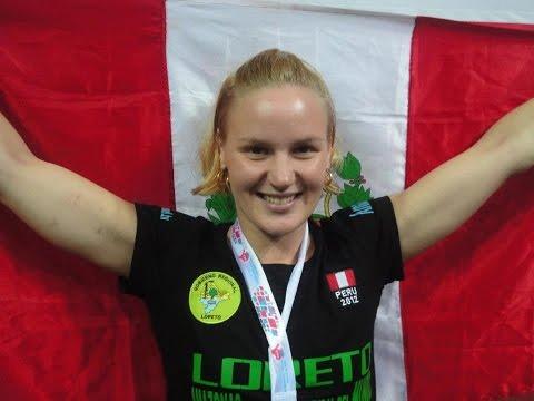 VALENTINA SHEVCHENKO (PERU) GOLD MEDAL. WORLD IFMA MUAYTHAI CHAMPIONSHIP 2012.