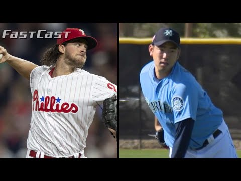 MLB.com FastCast: Nola signs, Kikuchi debuts - 2/13/19