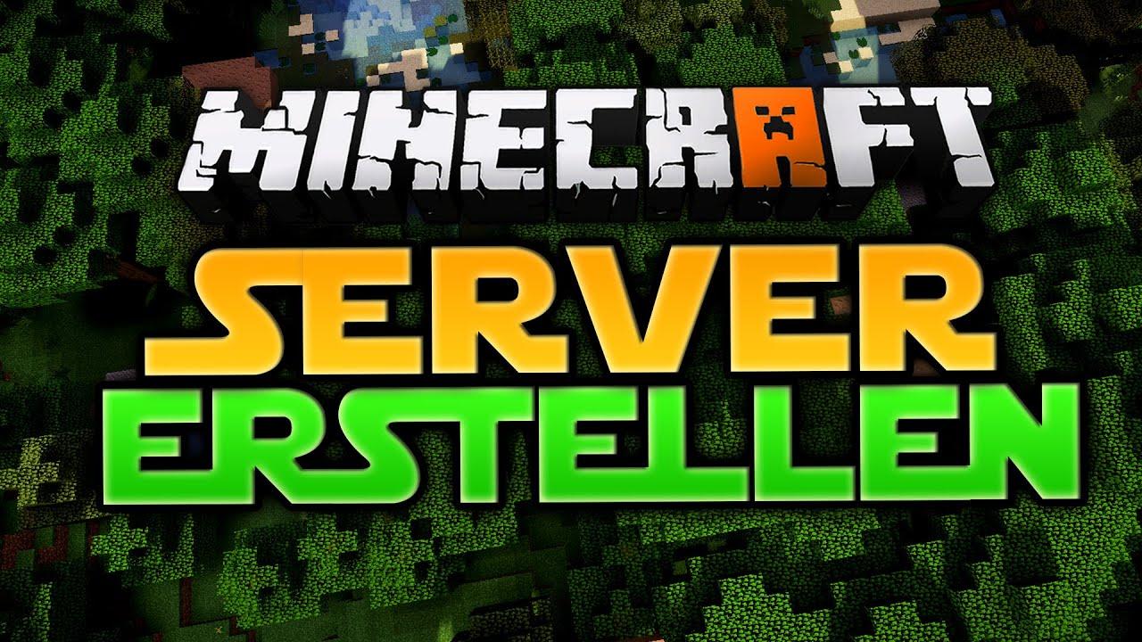 MinecraftServer Erstellen Ohne Hamachi Kostenlos German YouTube - Minecraft server erstellen fur freunde