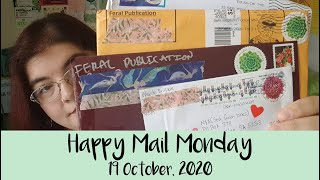 Happy Mail Monday - Techmageddon Edition