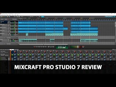 Mixcraft Pro Studio 7 Review