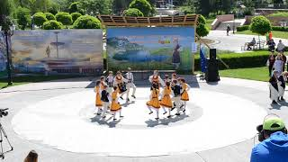 ДФТА Искрица 3-та група - Шопски танц