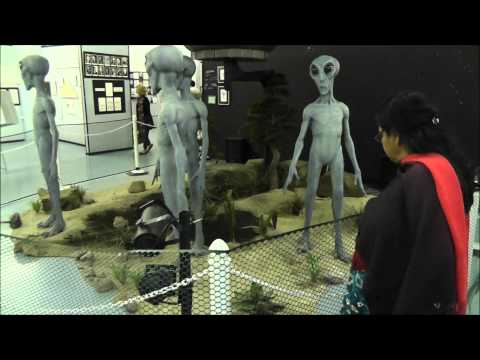 A Short Visit to ROSWELL Museum (NEW MEXICO)