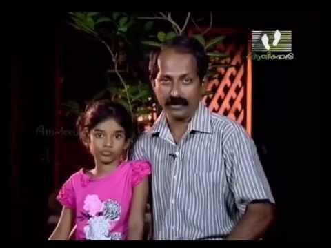 Artist Anavadya in Sararanthal programme 27-08-2014