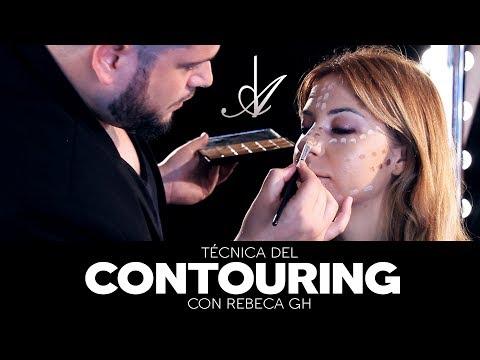 Contouring   Técnica De Maquillaje Correctivo Paso A Paso