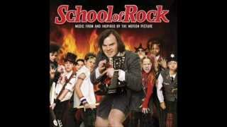 Jack Black - It's A Long Way To The Top. School of Rock