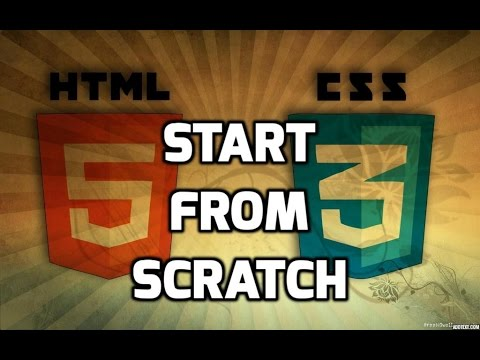 HTML and CSS Tutorial for Beginners | The Ultimate guide to