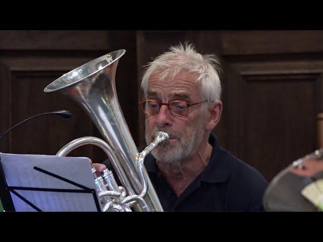 muziek uit de Grote Kerk Beverwijk - muziekkorps Leger des Heils Kennemerland