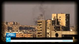 ريبورتاج   لواء الحرس القومي العربي في سوريا