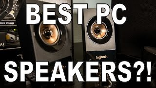 Logitech Z533 First Look - Best Logitech Speakers - Joes Tech Episode 24