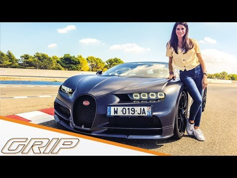 Bugatti Chiron Sport I GRIP