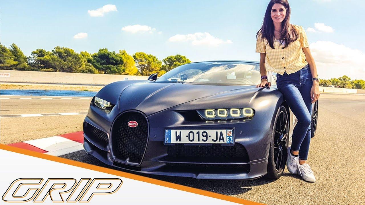 Grip Bugatti Chiron
