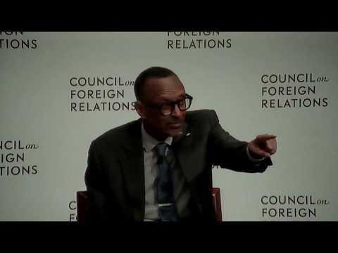 Clip: Rwandan President Kagame on Accusations of Human Rights Violations