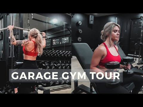 Garage Gym Tour 2020