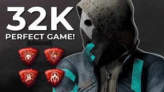 LEGION PERFECT GAME RANK 1 (almost again!) - Dead by Daylight!