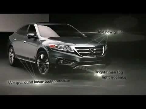2013 Honda Crosstour Concept Youtube