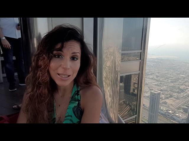 100 Híres épület a világban  - 2. rész Burj Khalifa | Tamás Anita