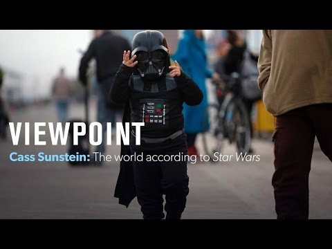 Cass Sunstein: The world according to Star Wars – Full interview | VIEWPOINT