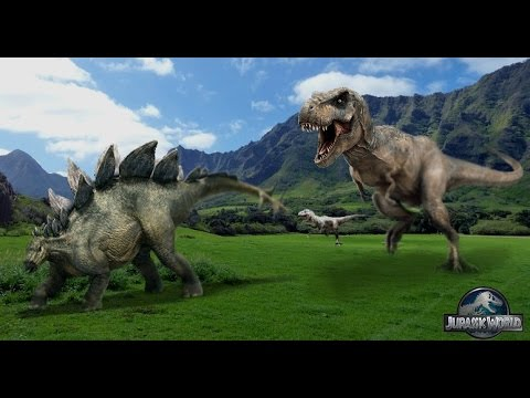 Jurassic World Why Haven T We Seen The T Rex Youtube