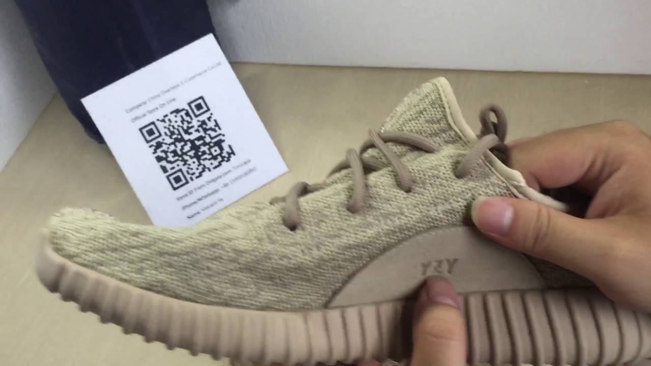 44988152c83 Top Version Adidas Yeezy Boost 350  Oxford Tan and Moonrock YEEZY 350 BOOST  with low wholesale price
