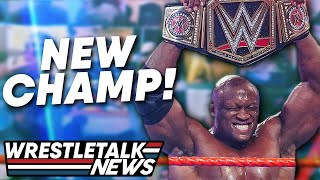 Bobby Lashley WINS WWE Championship From The Miz! WWE Raw Review | WrestleTalk News