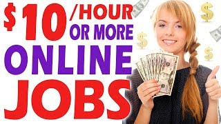High Paying Online Jobs - 2018 Edition