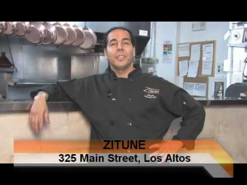 Chef Chafik Cooks Classic Moroccan Lamb At Zitune