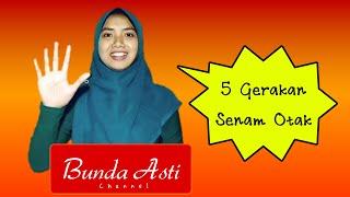 Download Mp3 Senam Otak Penghilang Stres - Part 1 | Bunda Asti