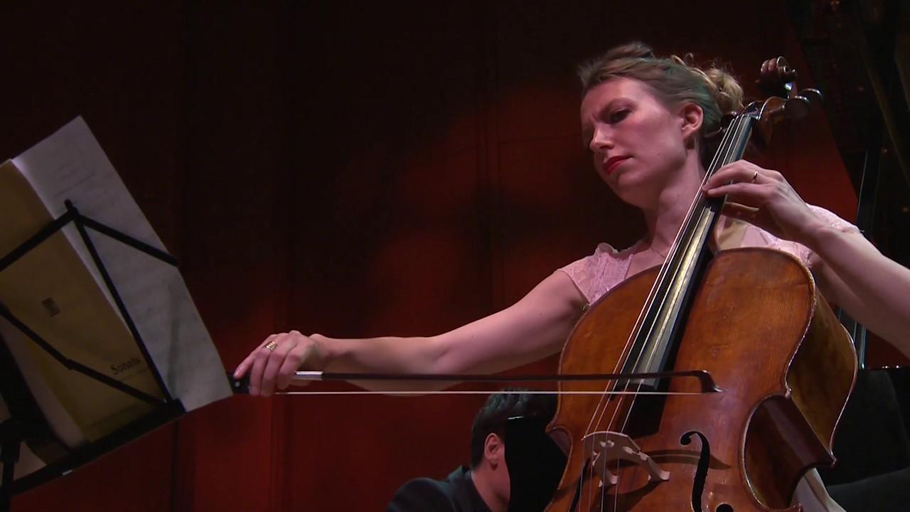 Download Sonate de Castelnuovo Tedesco (extrait) pour Violoncelle et Piano