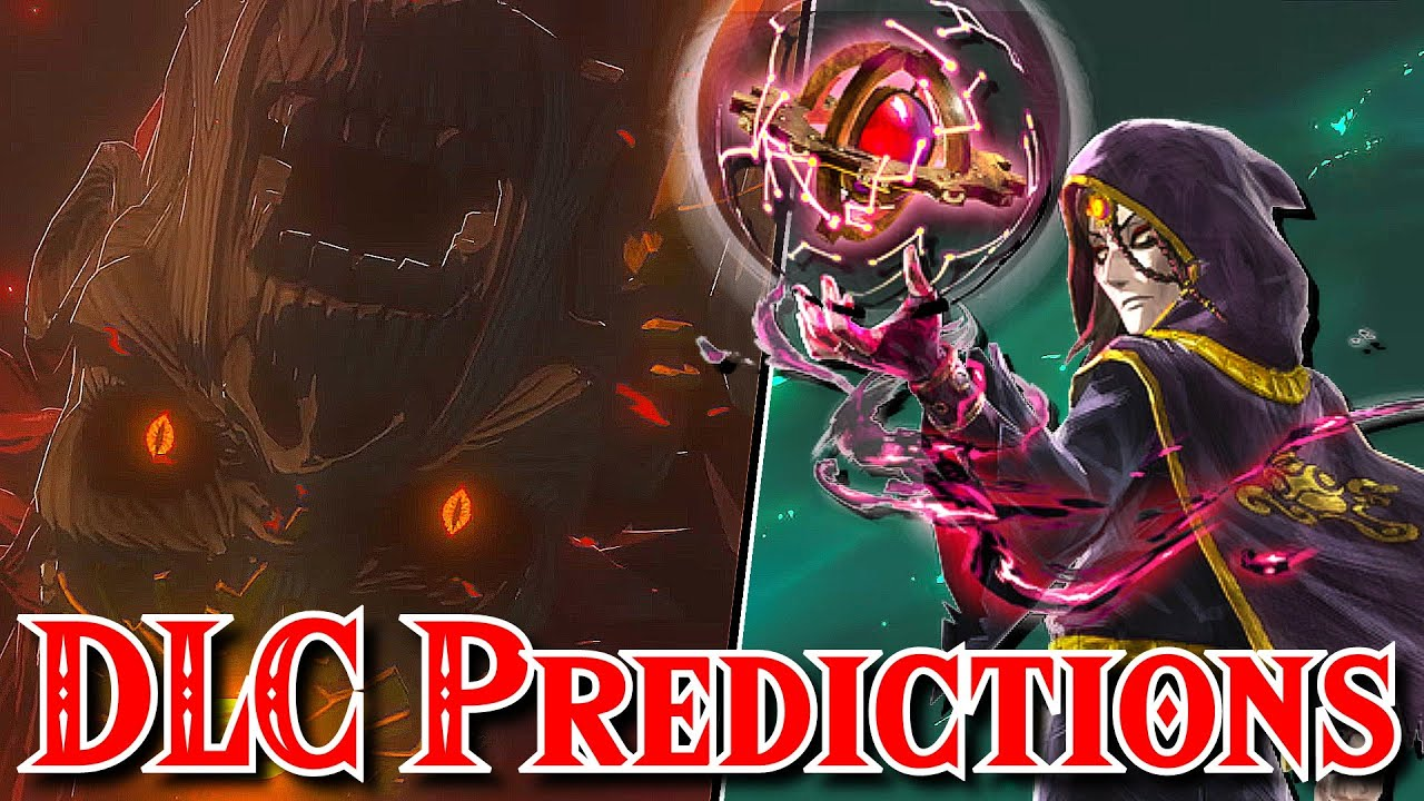 Astor Origins Future Dlc Predictions Hyrule Warriors Age Of Calamity Youtube