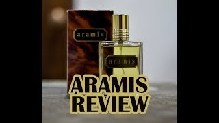 Aramis Aramis for Men - Review (2018)
